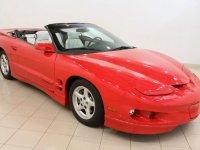 Pontiac Firebird, 4 поколение [рестайлинг], Кабриолет, 1998–2002
