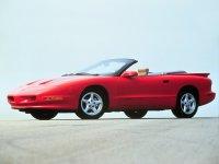 Pontiac Firebird, 4 поколение, Кабриолет, 1993–1997