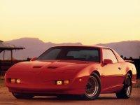 Pontiac Firebird, 3 поколение [2-й рестайлинг], Trans am купе