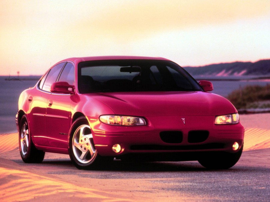 Pontiac Grand Prix SE седан, 1997–2014, 6 поколение - отзывы, фото и характеристики на Car.ru