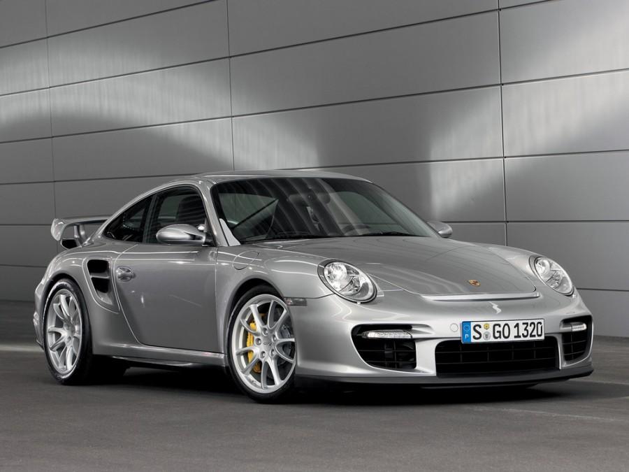 Porsche 911 GT2 купе 2-дв., 2005–2010, 997 - отзывы, фото и характеристики на Car.ru
