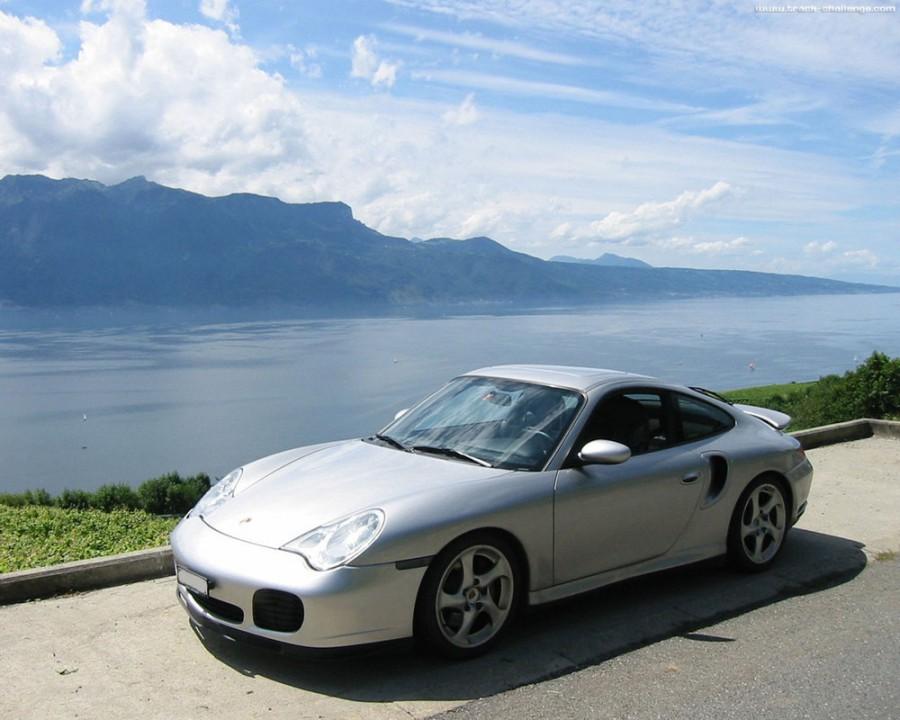Porsche 911 Turbo купе 2-дв., 2000–2005, 996 [рестайлинг] - отзывы, фото и характеристики на Car.ru