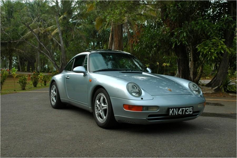 Porsche 911 Targa тарга, 1993–1998, 993 - отзывы, фото и характеристики на Car.ru