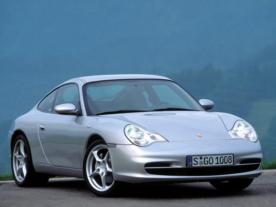 Porsche 911 Carrera купе 2-дв., 2000–2005, 996 [рестайлинг] - отзывы, фото и характеристики на Car.ru