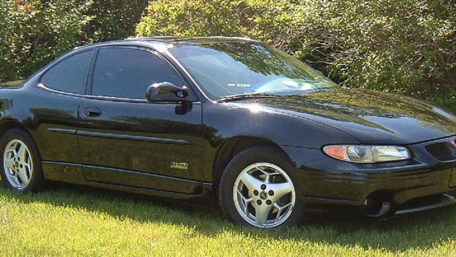 Pontiac Grand Prix GT/GTP купе, 1997–2014, 6 поколение - отзывы, фото и характеристики на Car.ru