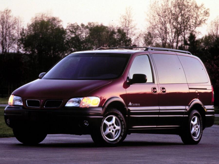 Pontiac Montana минивэн, 1997–2004, 1 поколение - отзывы, фото и характеристики на Car.ru