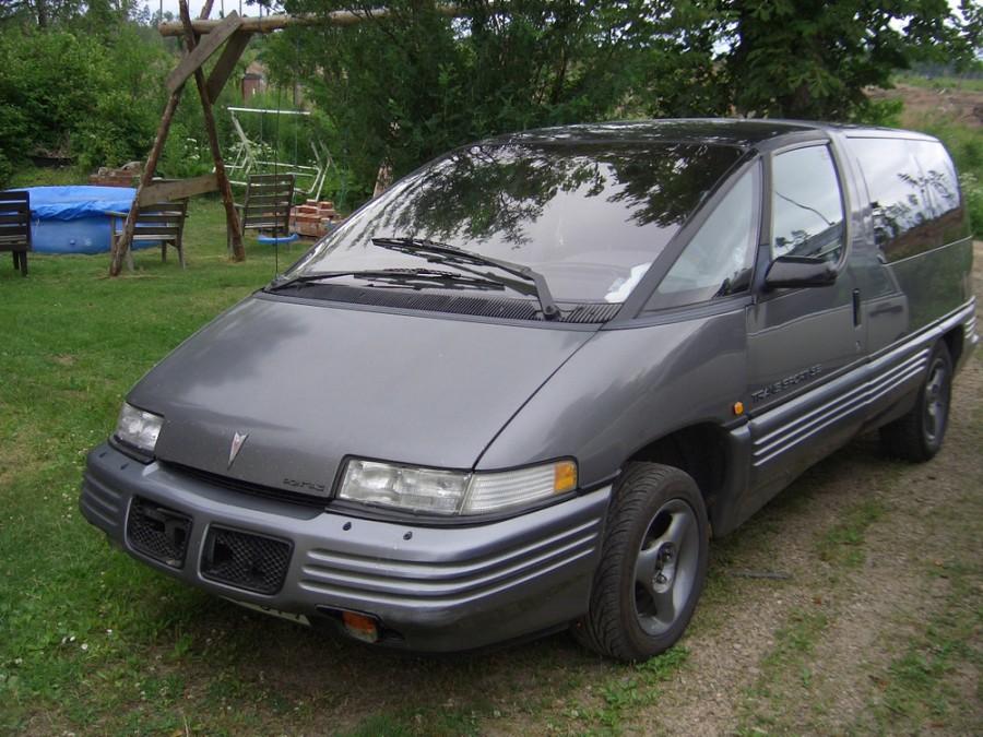 Pontiac Trans Sport минивэн, 1990–1993, 1 поколение - отзывы, фото и характеристики на Car.ru