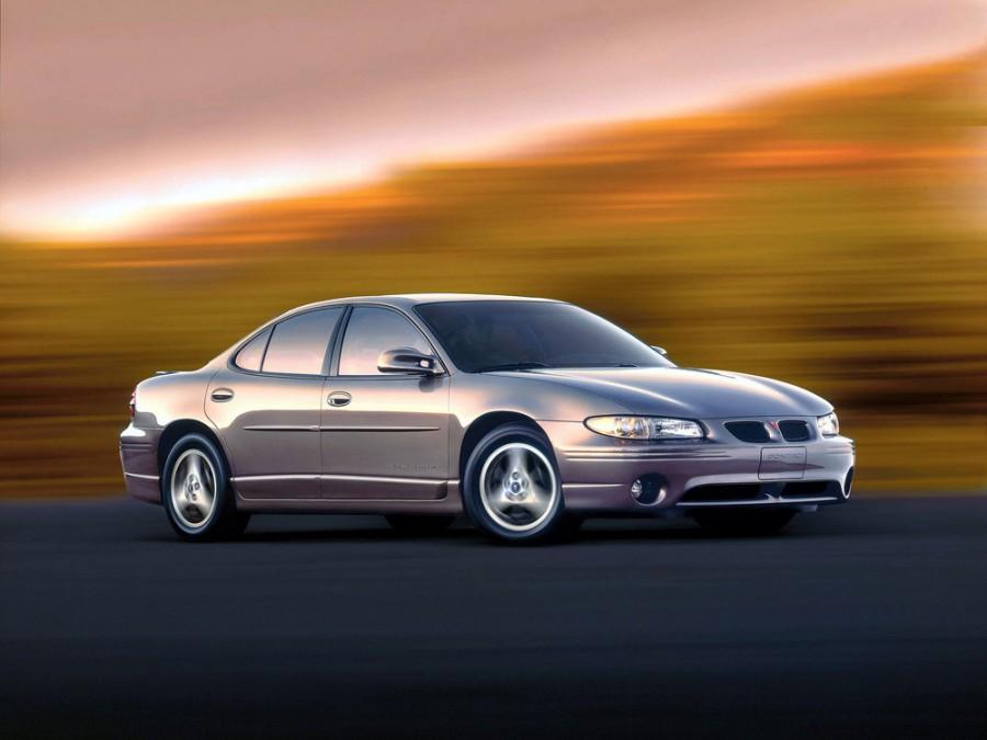 Pontiac Grand Prix GT/GTP/SE седан, 1997–2014, 6 поколение - отзывы, фото и характеристики на Car.ru