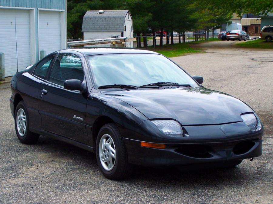 Pontiac Sunfire купе, 1995–2000, 1 поколение - отзывы, фото и характеристики на Car.ru