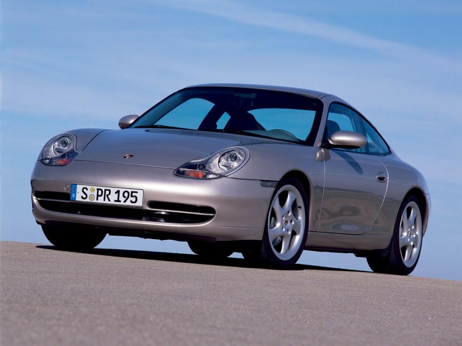 Porsche 911 Carrera купе 2-дв., 1998–2002, 996 - отзывы, фото и характеристики на Car.ru