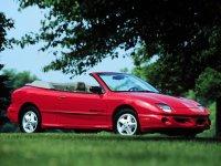 Pontiac Sunfire, 1 поколение, Кабриолет, 1995–2000