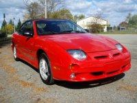 Pontiac Sunfire, 1 поколение [рестайлинг], Кабриолет, 2000–2002
