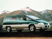 Pontiac Trans Sport, 1 поколение [рестайлинг], Минивэн 4-дв., 1994–1996