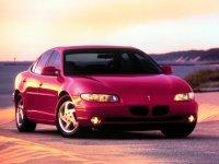 Pontiac Grand Prix, 6 поколение, Se седан, 1997–2014