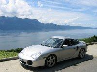 Porsche 911, 996 [рестайлинг], Turbo купе 2-дв., 2000–2005