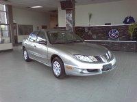 Pontiac Sunfire, 1 поколение [2-й рестайлинг], Se седан, 2003–2005