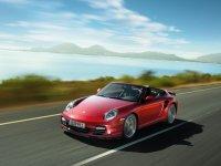 Porsche 911, 997 [рестайлинг], Turbo кабриолет 2-дв., 2008–2013