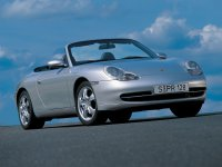 Porsche 911, 996, Carrera кабриолет, 1998–2002