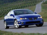 Pontiac GTO, 3 поколение, Купе, 2004–2007