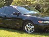 Pontiac Grand Prix, 6 поколение, Gt/gtp купе, 1997–2014