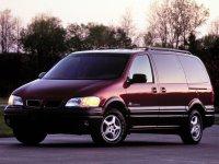 Pontiac Montana, 1 поколение, Минивэн, 1997–2004