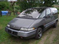 Pontiac Trans Sport, 1 поколение, Минивэн, 1990–1993