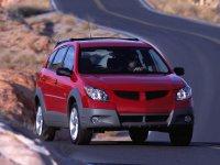 Pontiac Vibe, 1 поколение, Хетчбэк, 2003–2006