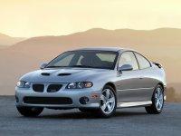 Pontiac GTO, 3 поколение [рестайлинг], Купе, 2005–2006