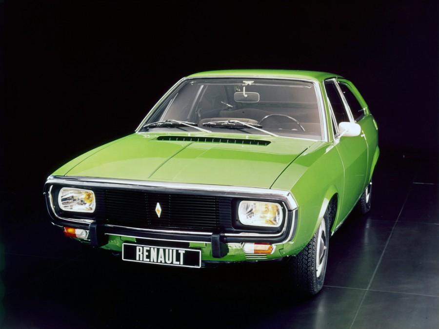 Renault 15 купе, 1971–1976, 1 поколение - отзывы, фото и характеристики на Car.ru