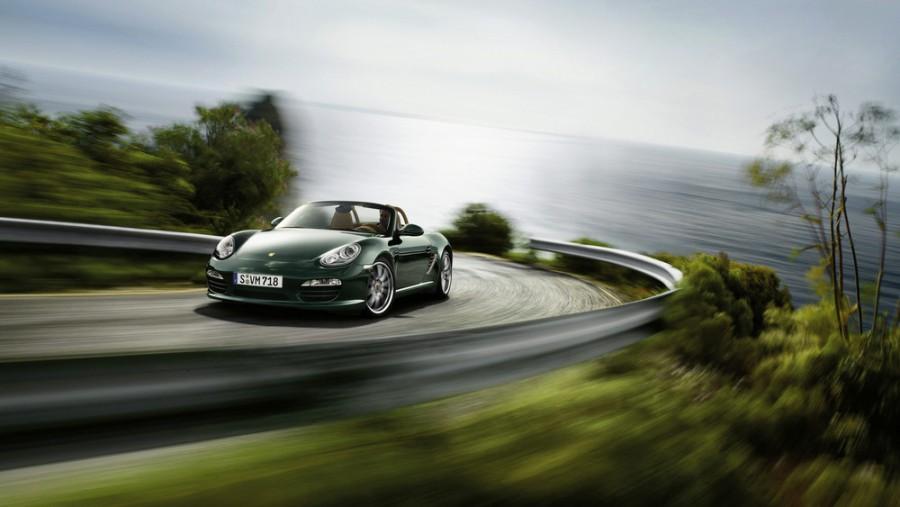 Porsche Boxster родстер 2-дв., 2008–2012, 987 [рестайлинг] - отзывы, фото и характеристики на Car.ru