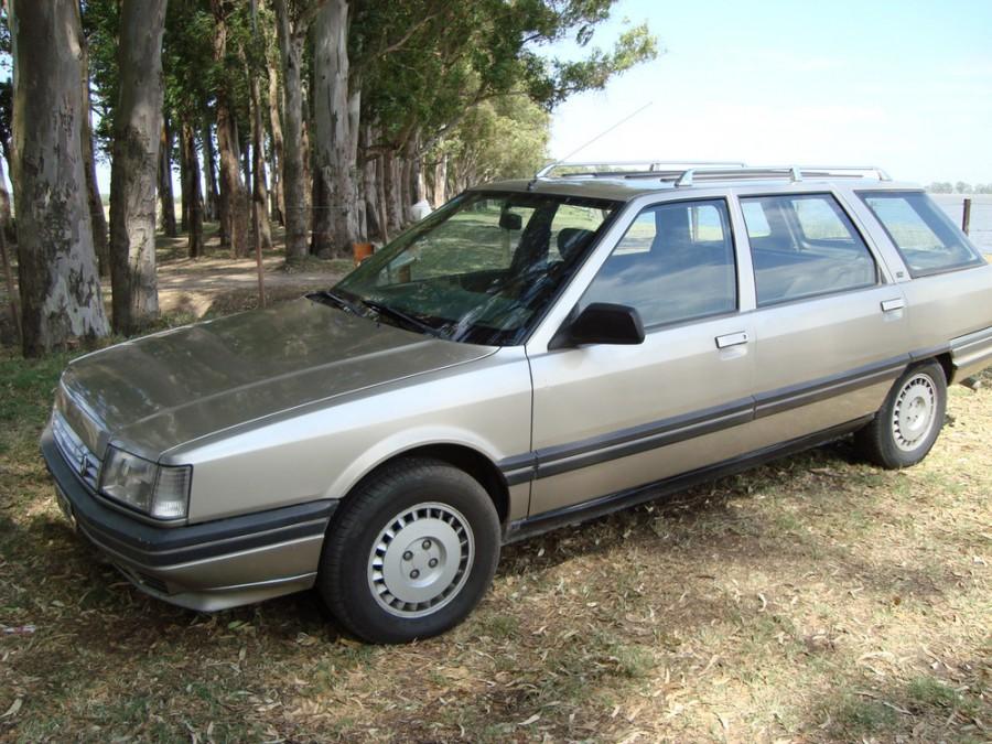 Renault 21 Nevada универсал 5-дв., 1986–1989, 1 поколение - отзывы, фото и характеристики на Car.ru