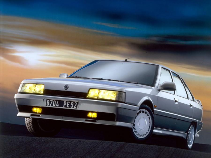 Renault 21 седан, 1989–1995, 1 поколение [рестайлинг] - отзывы, фото и характеристики на Car.ru