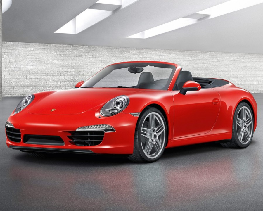 Porsche 911 Carrera кабриолет 2-дв., 2011–2016, 991 - отзывы, фото и характеристики на Car.ru