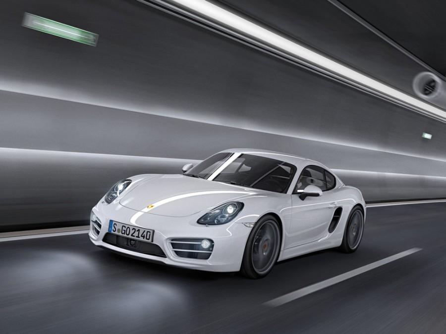 Porsche Cayman купе 2-дв., 2008–2013, 981C - отзывы, фото и характеристики на Car.ru