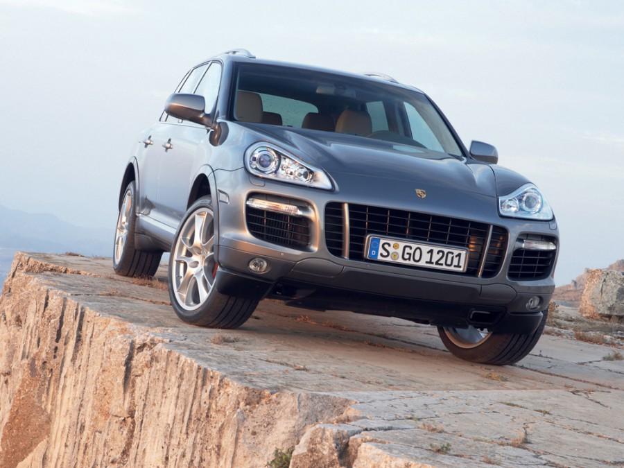 Porsche Cayenne Turbo/Turbo S/GTS кроссовер 5-дв., 2007–2010, 957 - отзывы, фото и характеристики на Car.ru