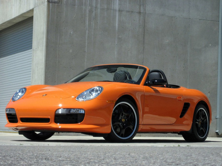 Porsche Boxster Spyder родстер 2-дв., 2004–2009, 987 - отзывы, фото и характеристики на Car.ru