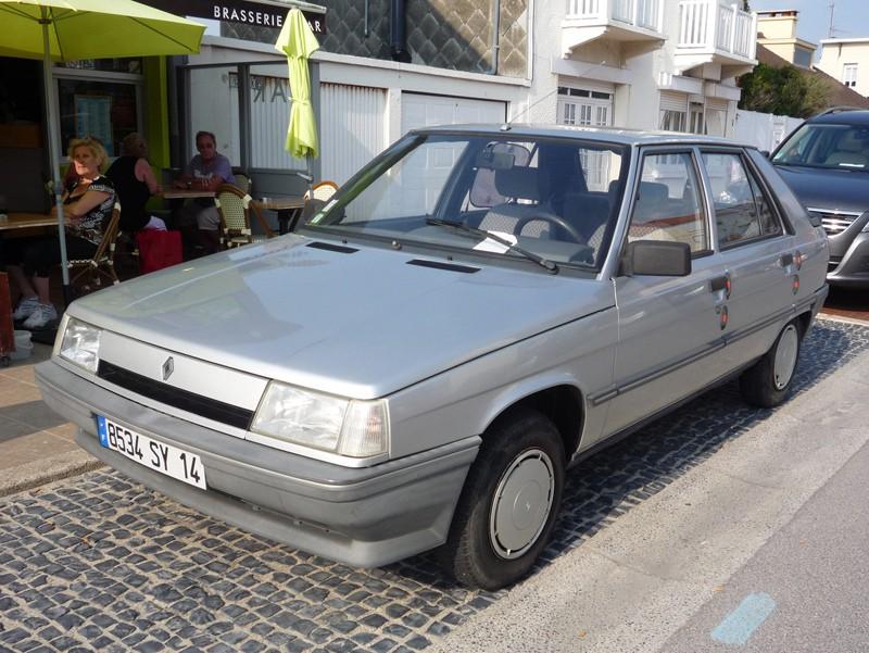 Renault 11 хетчбэк 5-дв., 1986–1989, 2 поколение - отзывы, фото и характеристики на Car.ru