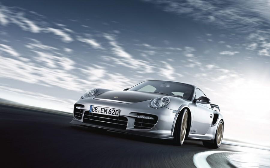 Porsche 911 GT2 купе 2-дв., 2008–2013, 997 [рестайлинг] - отзывы, фото и характеристики на Car.ru