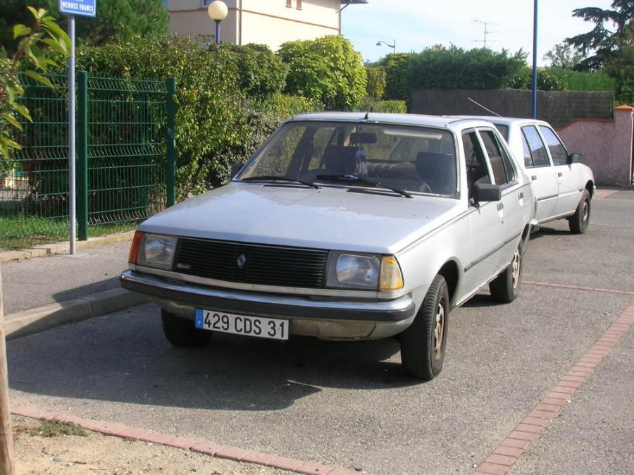 Renault 18 седан, 1978–1986, 1 поколение - отзывы, фото и характеристики на Car.ru