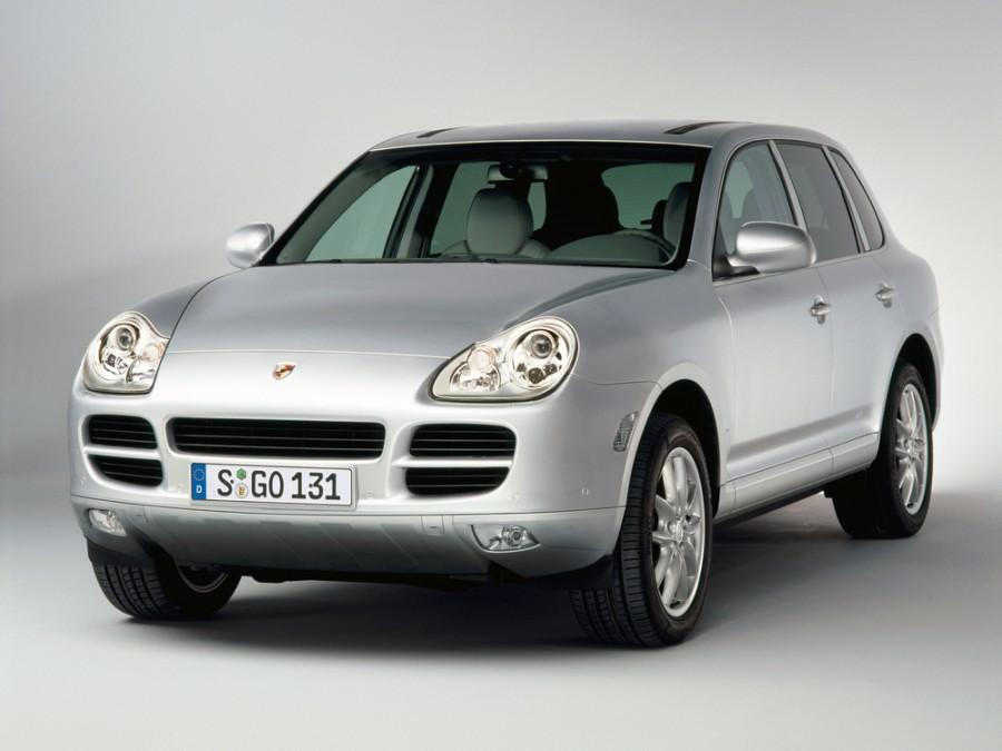 Porsche Cayenne, Анапа