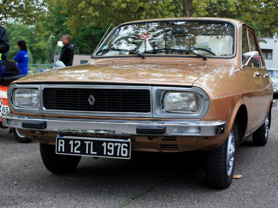 Renault 12 седан, 1975–1980, 1 поколение [рестайлинг] - отзывы, фото и характеристики на Car.ru