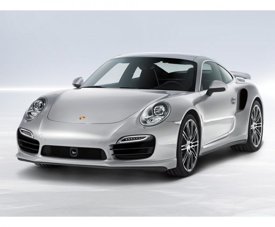 Porsche 911 Turbo купе 2-дв., 2011–2016, 991 - отзывы, фото и характеристики на Car.ru