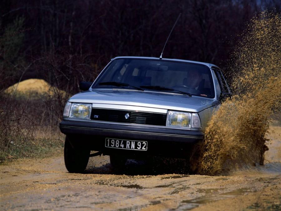 Renault 18 универсал, 1978–1986, 1 поколение - отзывы, фото и характеристики на Car.ru