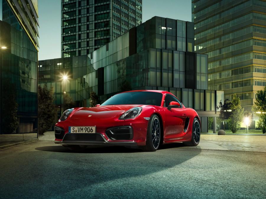 Porsche Cayman GTS купе 2-дв., 2012–2015, 981C - отзывы, фото и характеристики на Car.ru