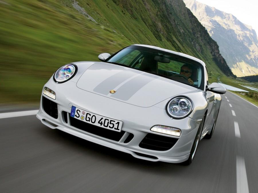 Porsche 911 Sport Classic купе 2-дв., 2008–2013, 997 [рестайлинг] - отзывы, фото и характеристики на Car.ru