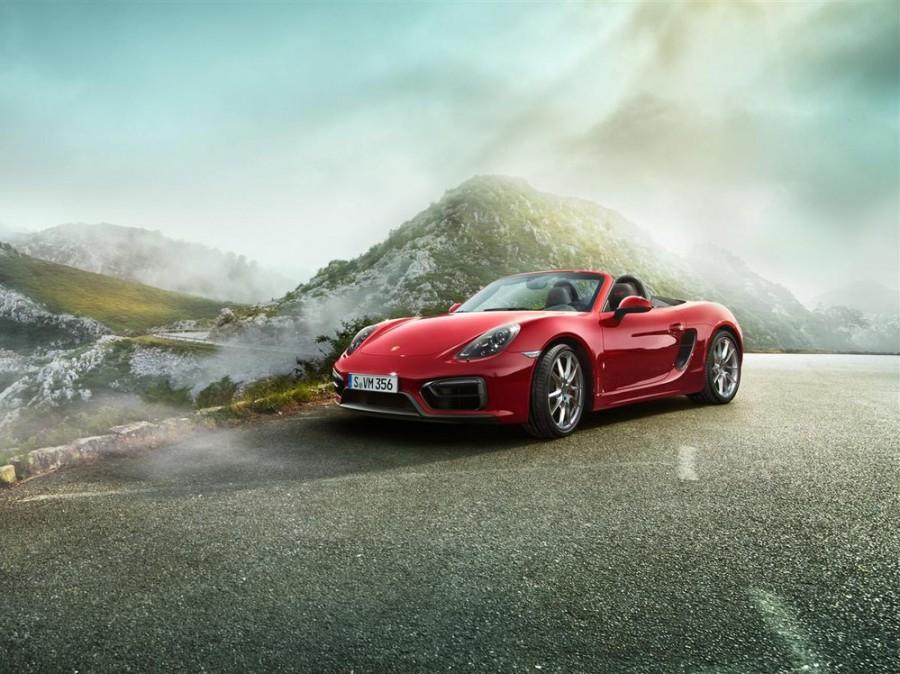 Porsche Boxster GTS родстер 2-дв., 2012–2015, 981 - отзывы, фото и характеристики на Car.ru