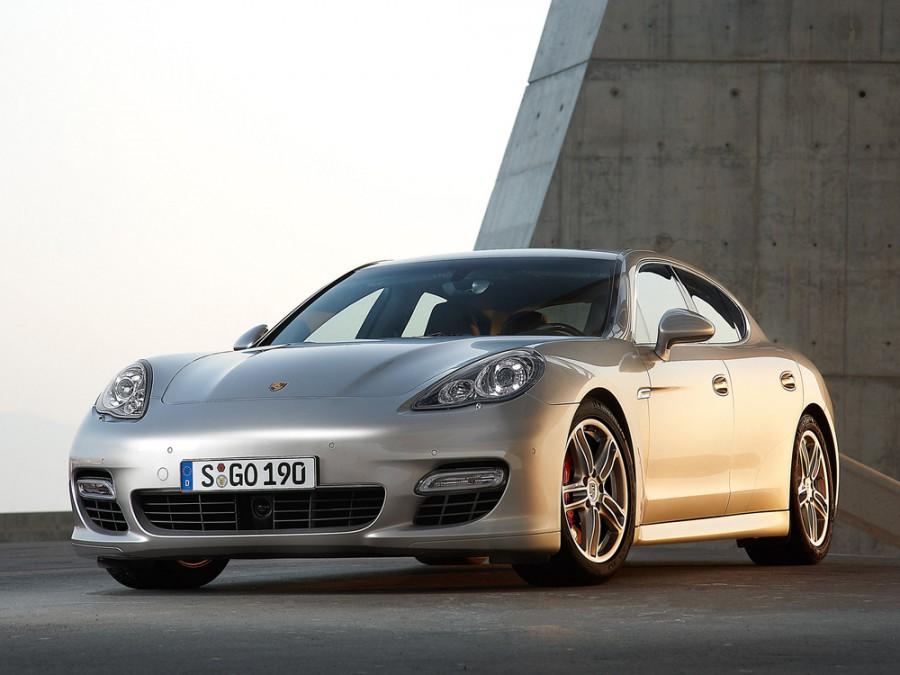 Porsche Panamera фастбэк, 2009–2013, E2B - отзывы, фото и характеристики на Car.ru