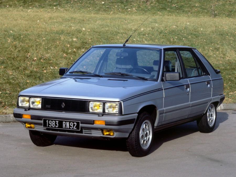Renault 11 хетчбэк 5-дв., 1983–1986, 1 поколение - отзывы, фото и характеристики на Car.ru