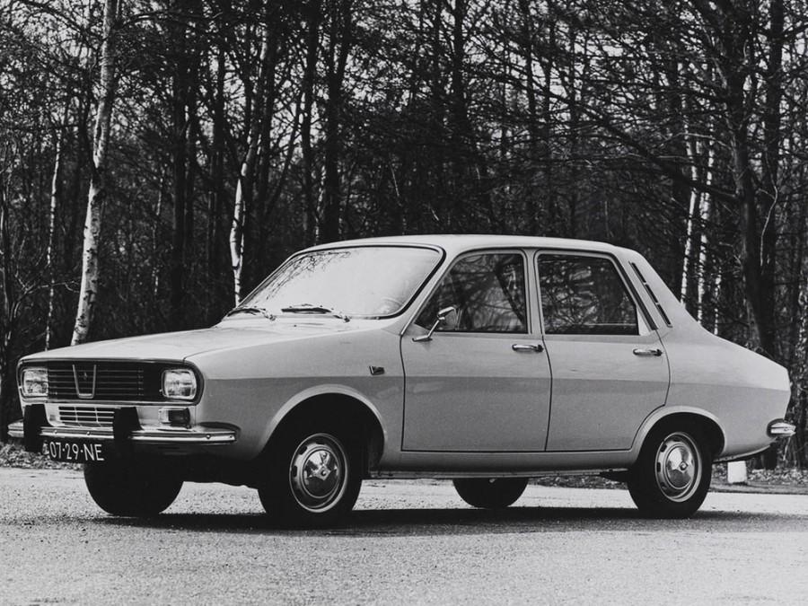 Renault 12 седан, 1969–1975, 1 поколение - отзывы, фото и характеристики на Car.ru