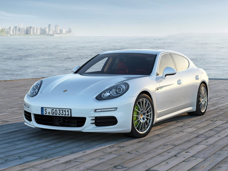 Porsche Panamera фастбэк, 2013–2015, E2B [рестайлинг] - отзывы, фото и характеристики на Car.ru
